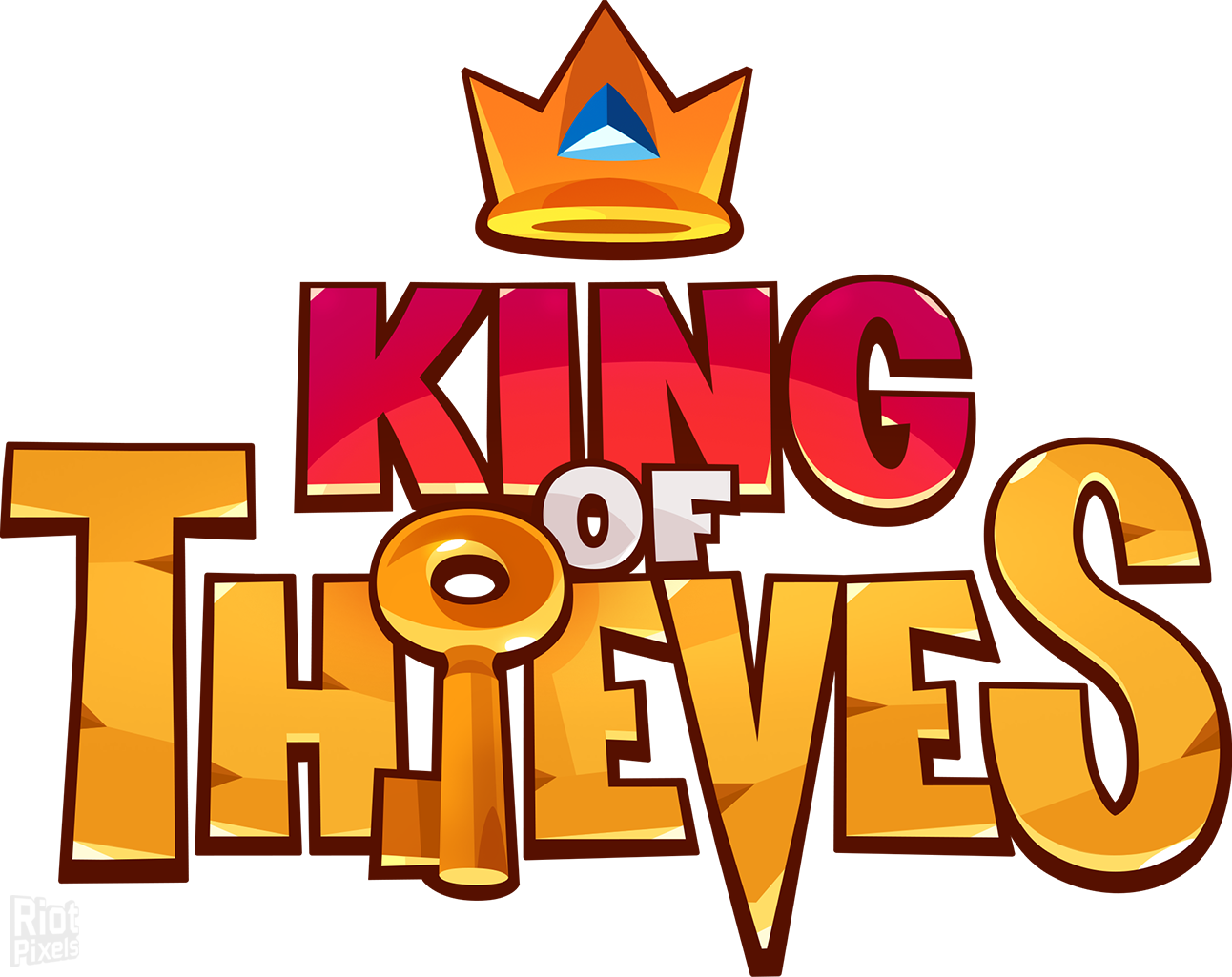 King of thieves раскраска