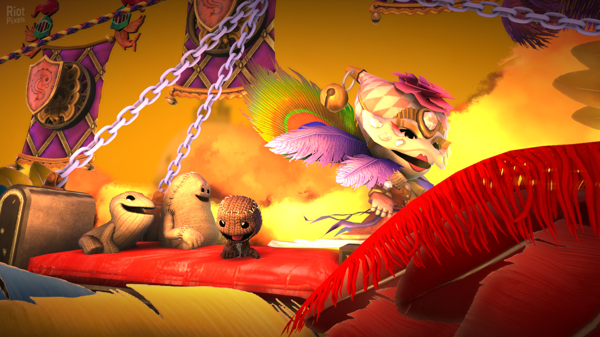 LittleBigPlanet 3 [EUR] [2014|Rus|Eng]