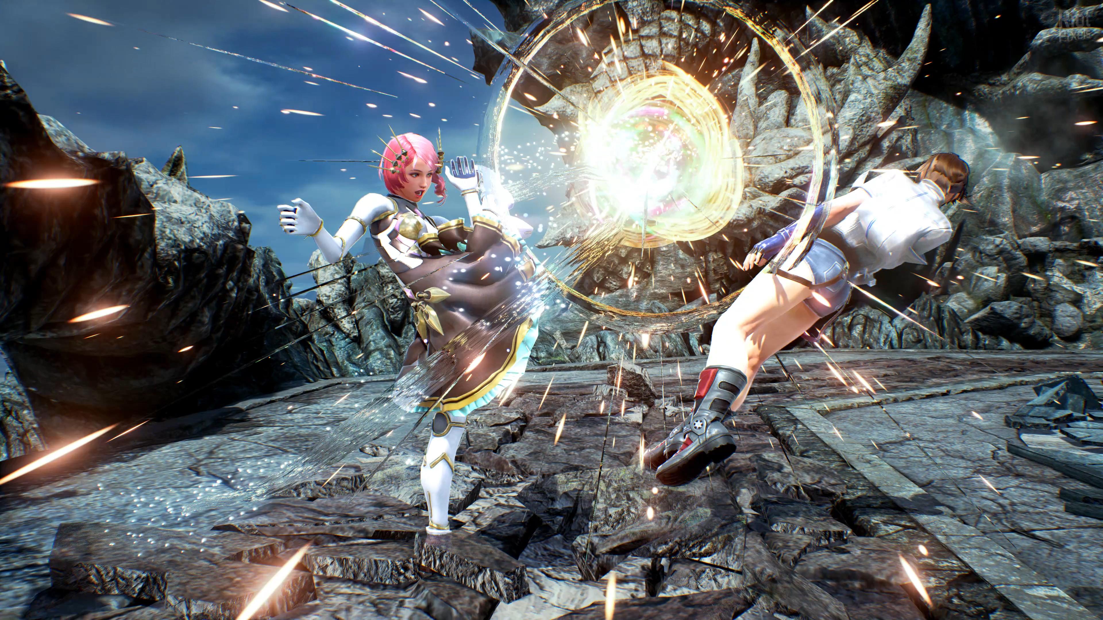 Tekken 7 - game screenshots at Riot Pixels, images