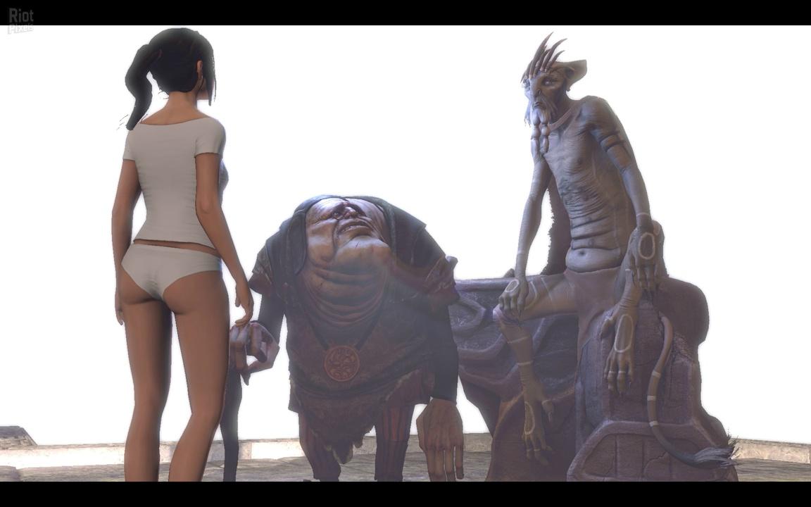 Dreamfall Chapters: The Longest Journey - скачать бесплатно торрент