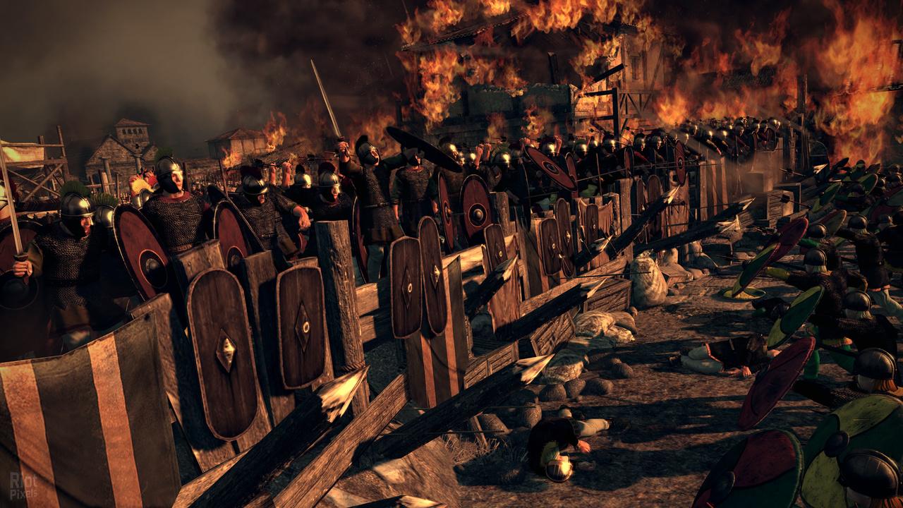Total War: Attila v1.1 - скачать бесплатно торрент