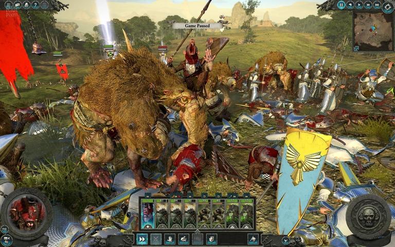 Рецензия total war warhammer 2866