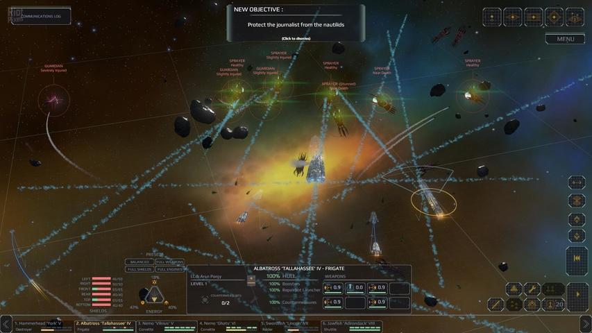 Star hammer the vanguard prophecy рецензия 3380
