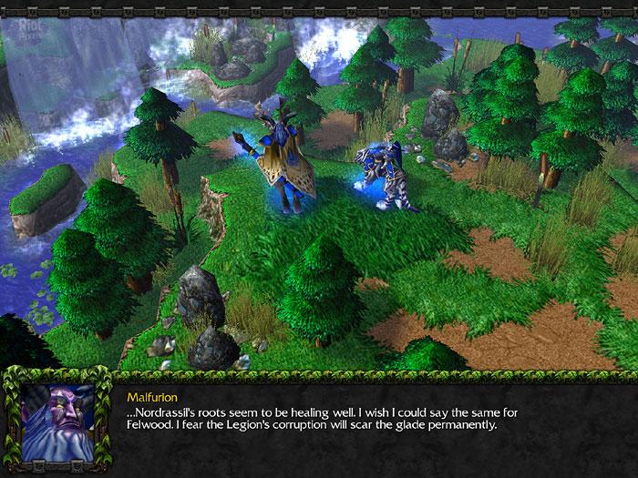 Для запуска мода требуется игра Warcraft 3 The Frozen Throne с версией патч