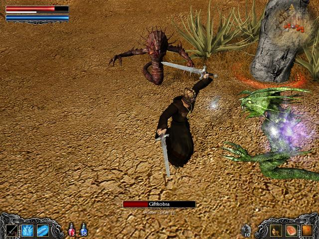 Перейти к скриншоту из игры strong em Legend: Hand of God/em/strong под ном