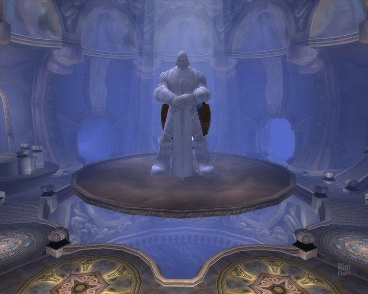 World of Warcraft: Wrath of the Lich King - game screenshots
