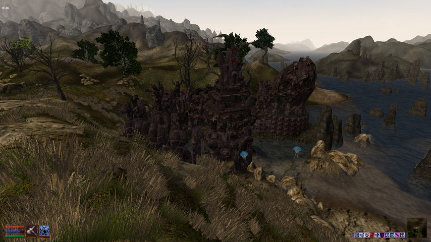 Elder Scrolls 3: Morrowind, The - game screenshots at Riot