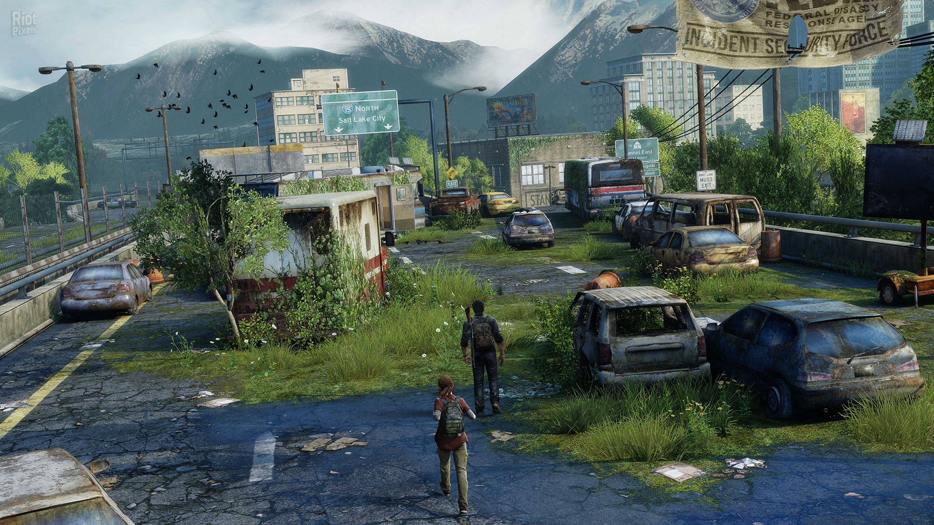 The Last of Us Remastered [EUR] [2014|Rus|Eng]