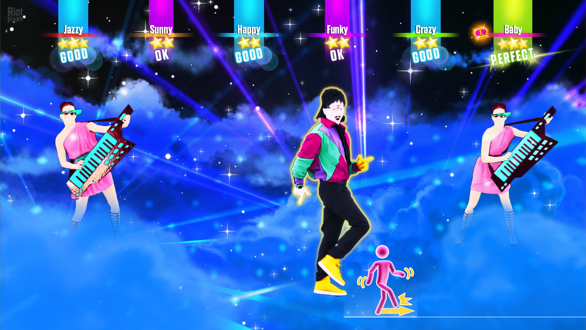 Just Dance 2017 [Move] [EUR] [2016|Eng]