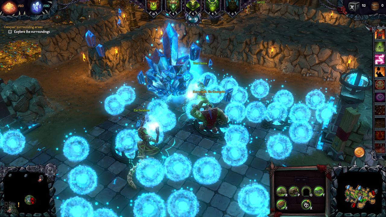 Dungeons 2 - скачать бесплатно торрент