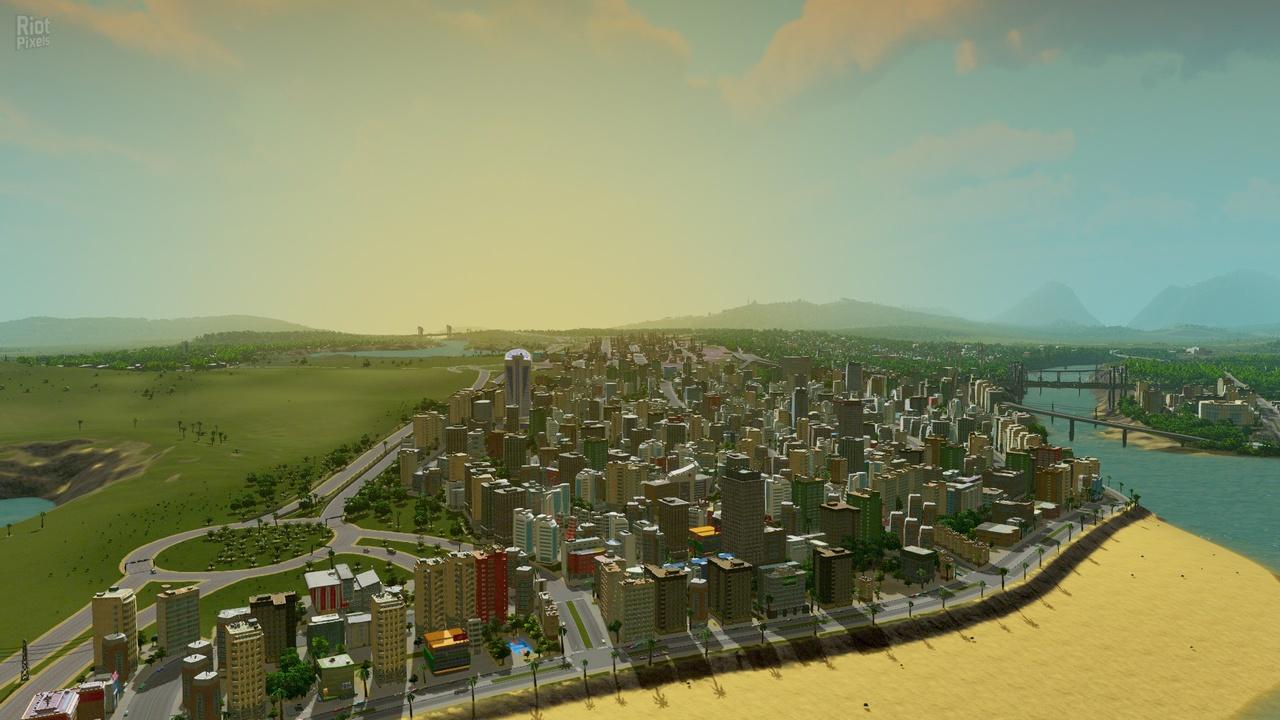 Cities: Skylines - скачать бесплатно торрент