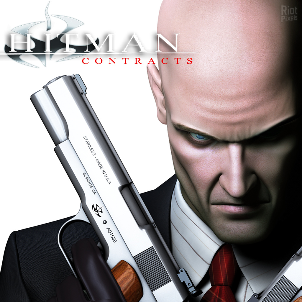 Hitman Contracts Game Covers At Riot Pixels Images