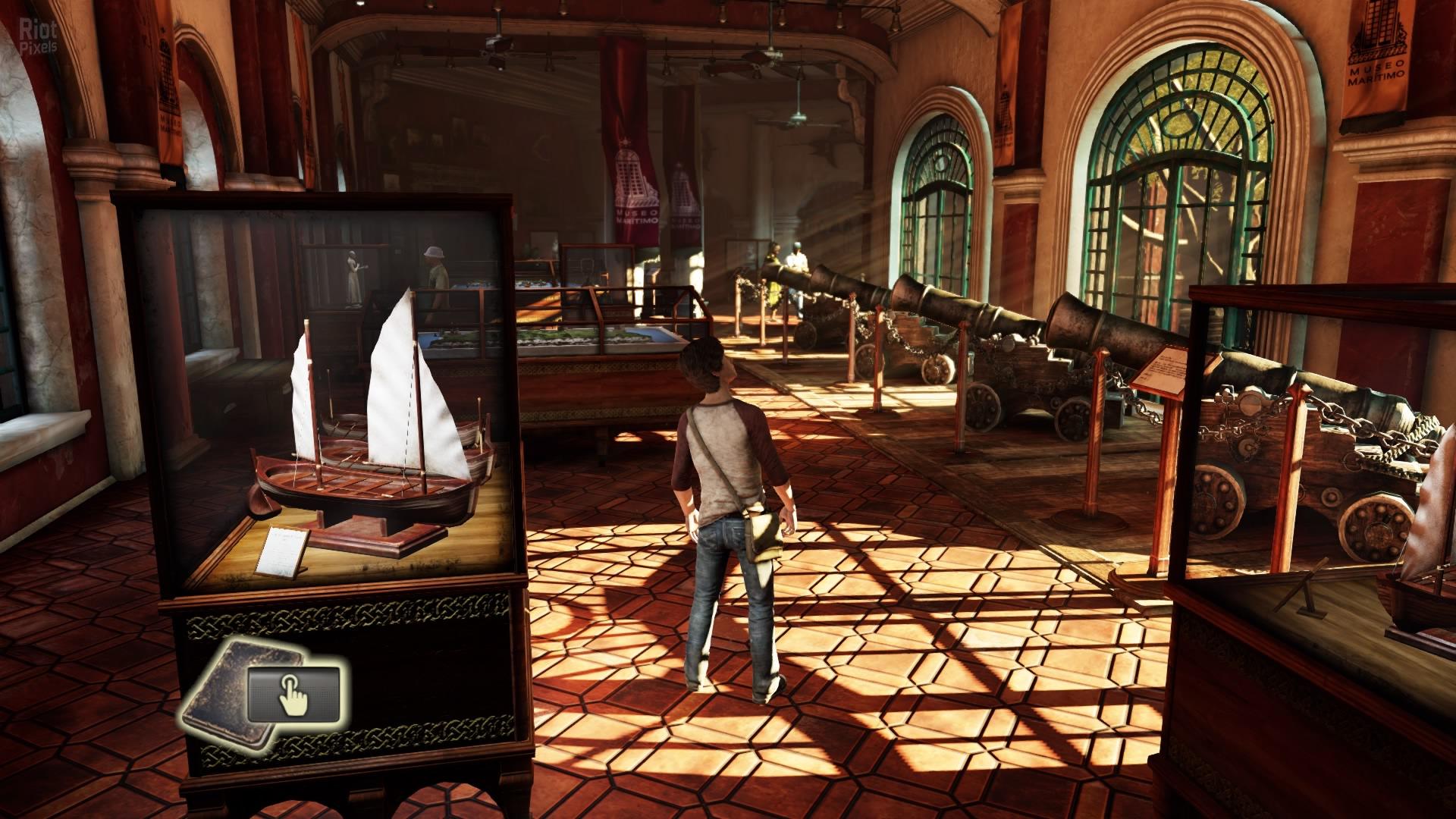 Uncharted: The Nathan Drake Collection [EUR] [2015 Rus Eng]