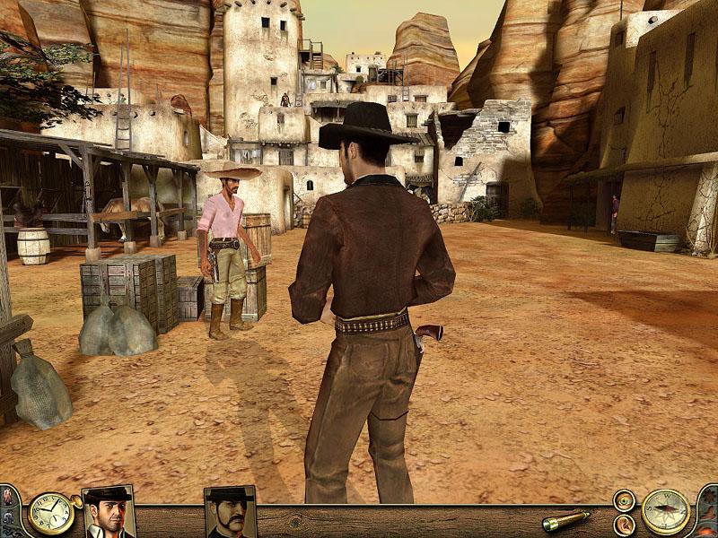 Desperados 2 Cooper S Revenge Game Screenshots At Riot Pixels Images