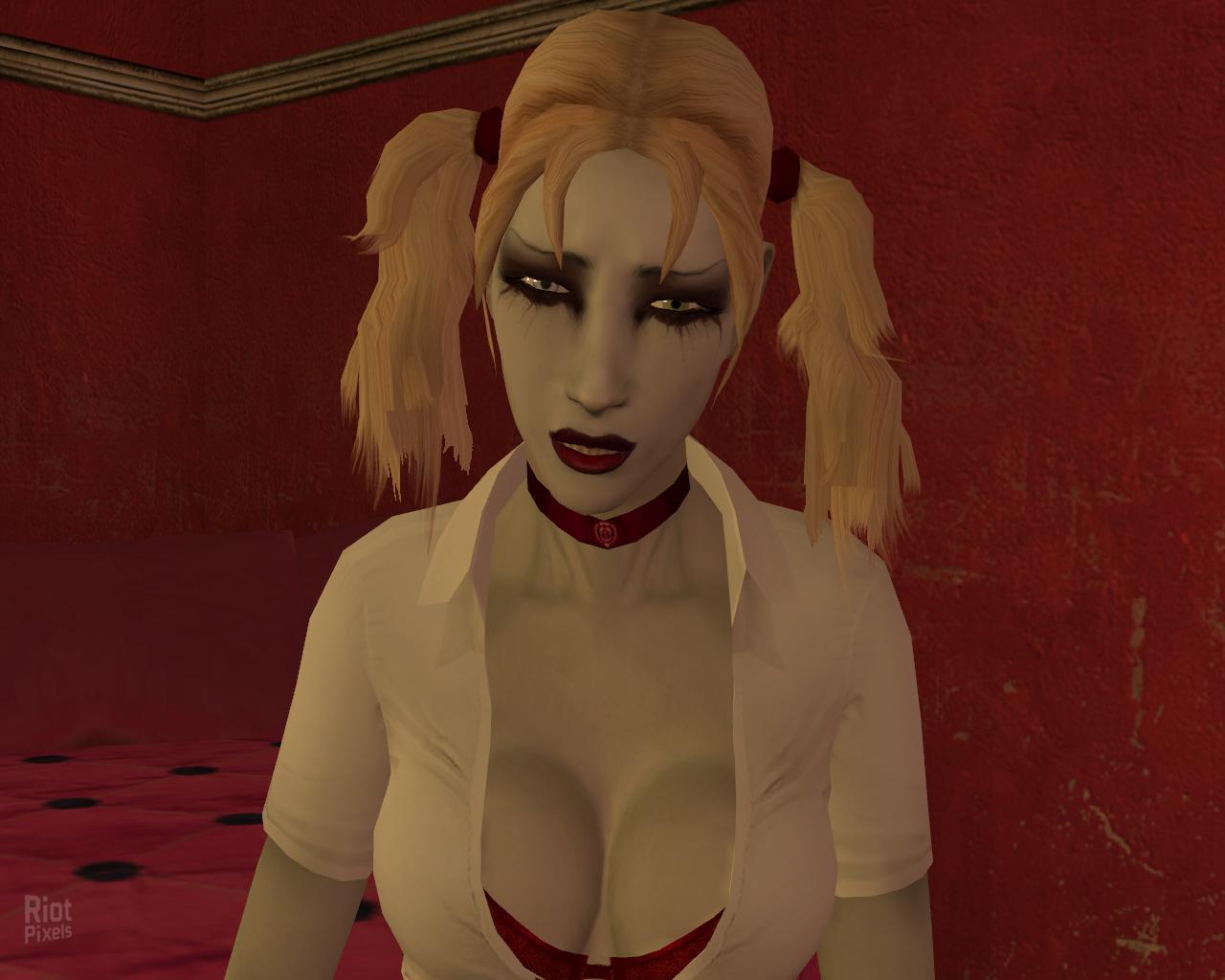 Vampire the masquerade sex mod porn films