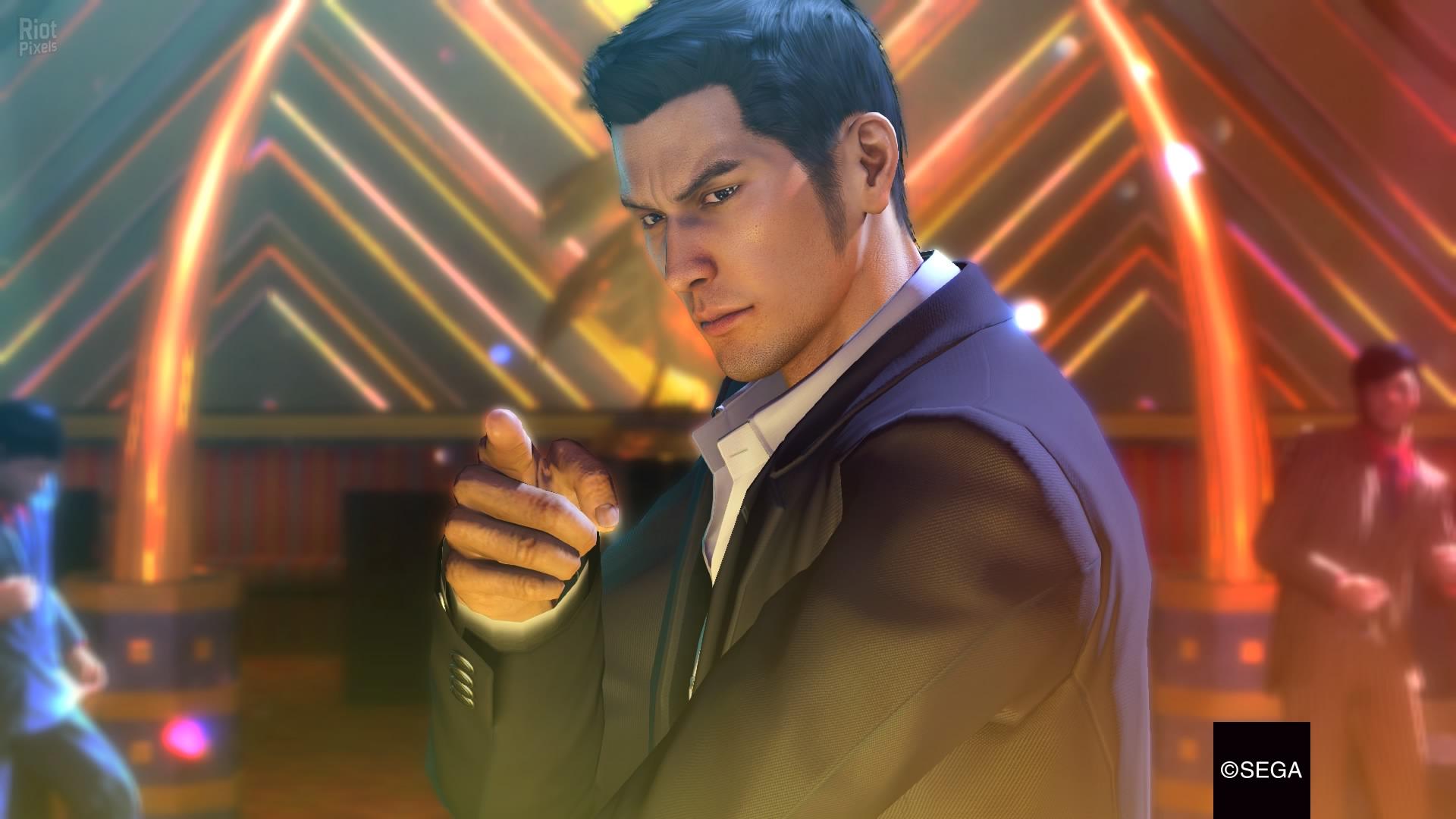 Yakuza 0 Game Screenshots At Riot Pixels Images