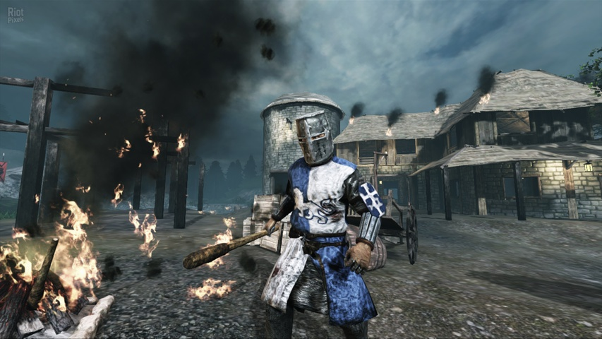 Chivalry: Medieval Warfare - game screenshots at Riot Pixels
