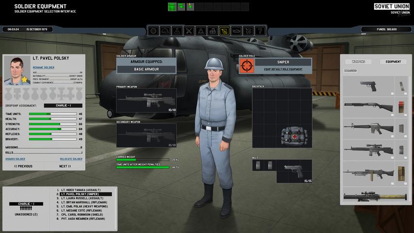 Xenonauts руководство на русском - фото 2
