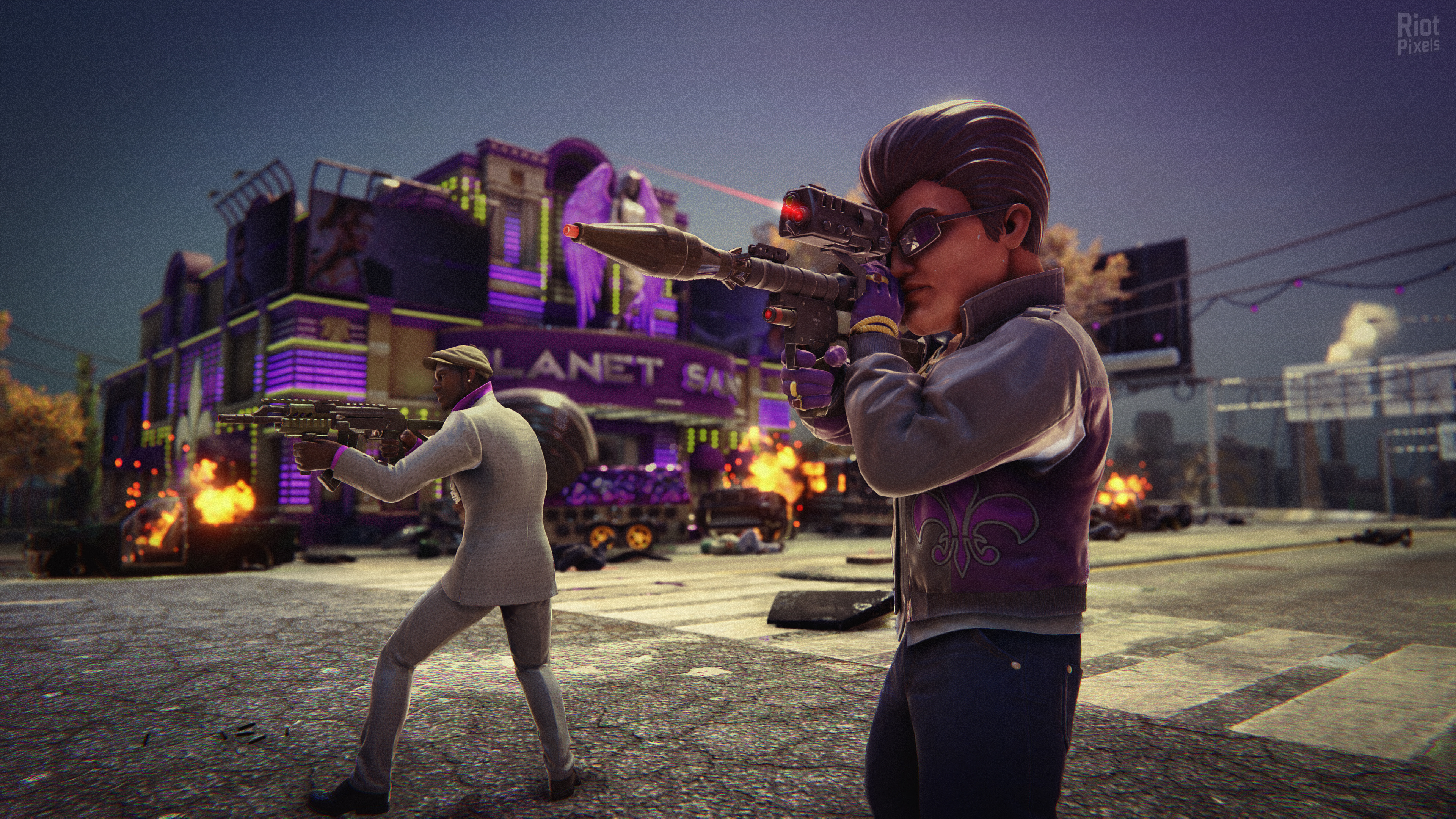 Saints Row: The Third - Remastered [2020|Rus|Eng|Multi9]