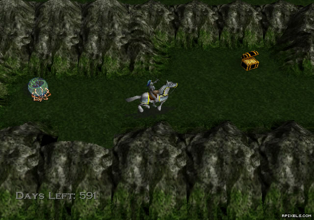 Heroes of Might and Magic: Quest for the Dragon Bone Staff [PAL] [2001|Rus|Eng|Multi]
