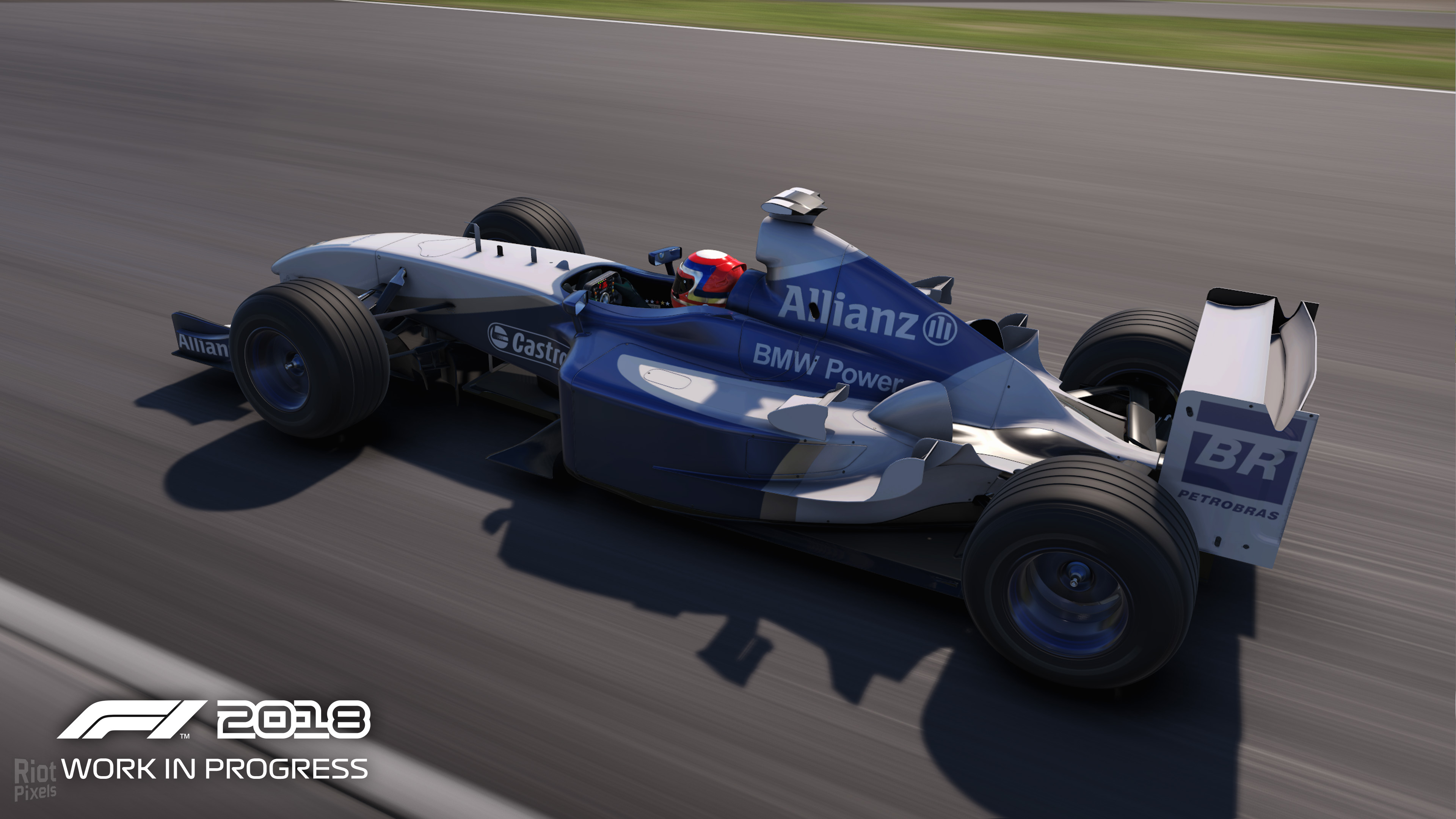 F1 2018 - game screenshots at Riot Pixels, images