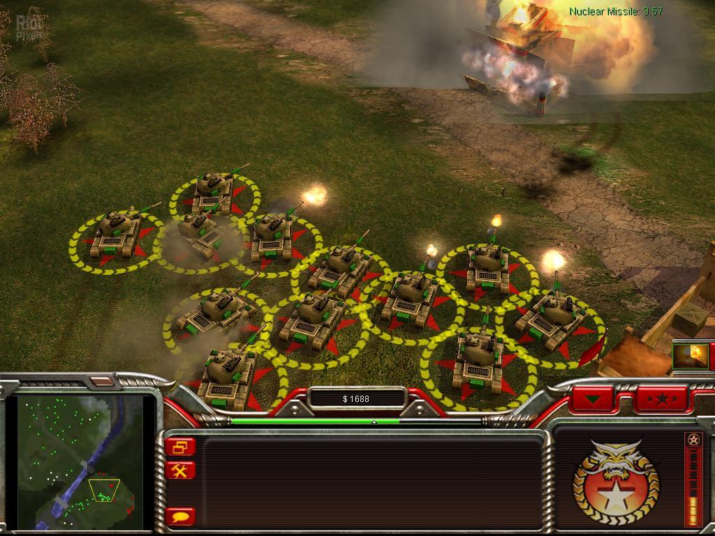 Command And Conquer Generals Crack 1.8