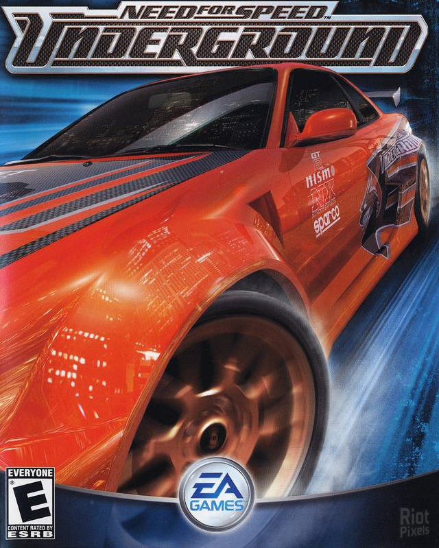 Need for Speed Underground | RePack by RG Games