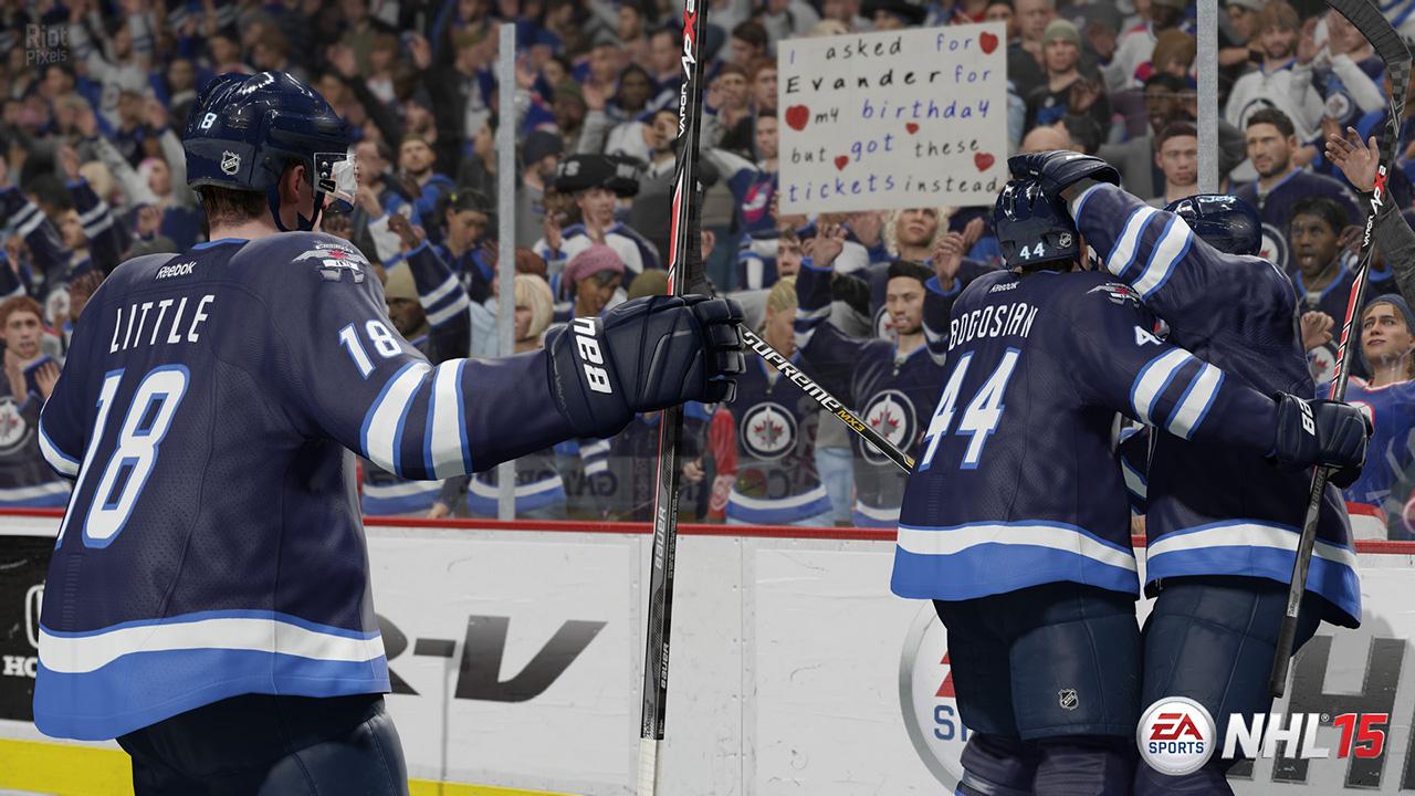 NHL 15 [EUR] [2014|Rus|Eng]