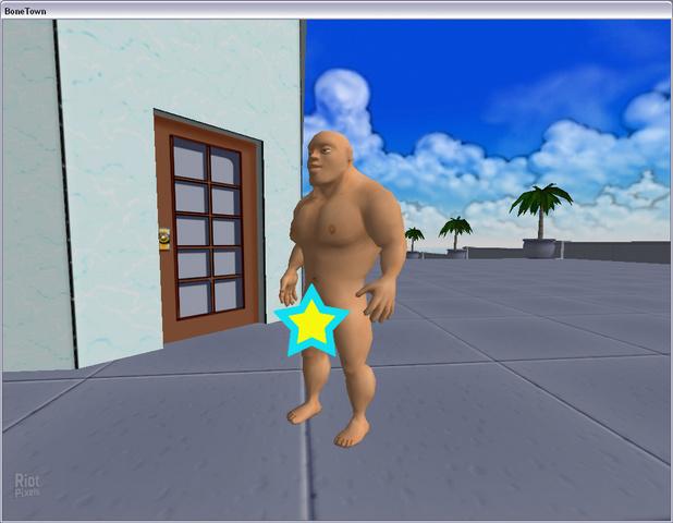 Смотреть полную версию скриншота из игры BoneTown. Перейти к просмотру ком