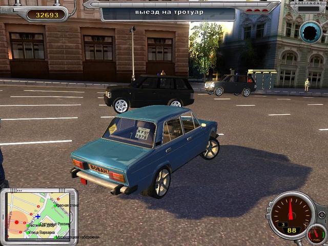 Все об игре Московский водила - дата выхода, системные требования, как скач