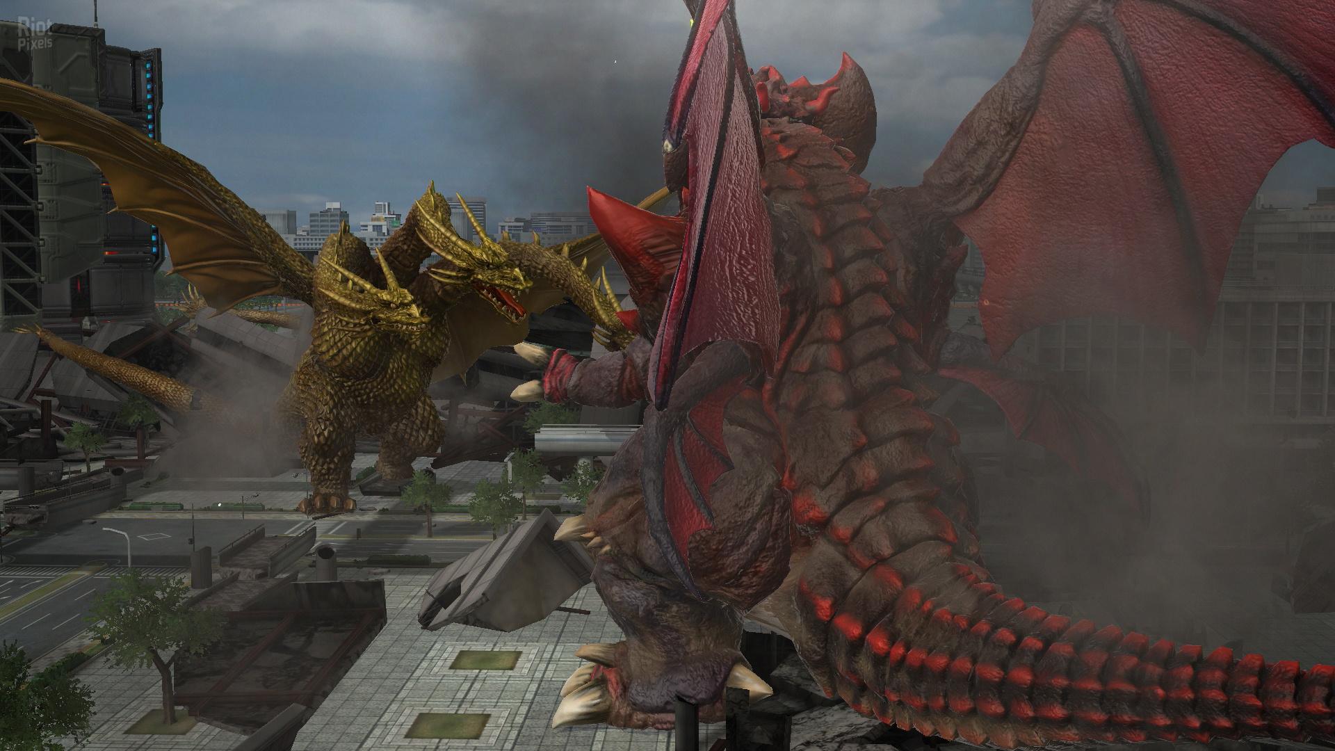 Godzilla [USA] [2015|Eng]