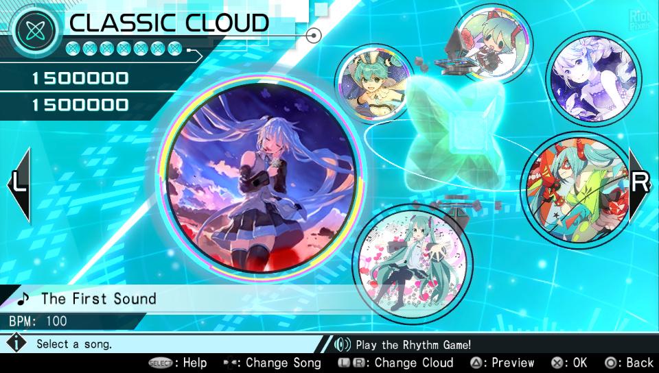 Hatsune Miku: Project DIVA X [USA] [2016|Eng]