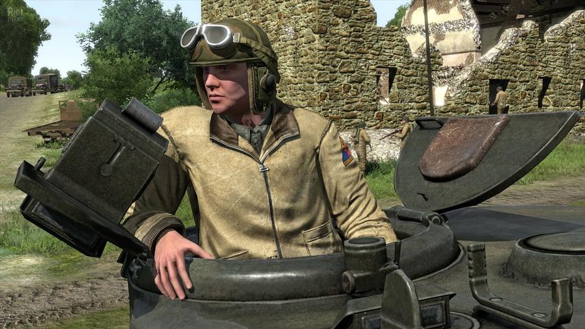 Дополнение D-Day для Iron Front - анонс.