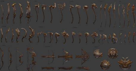 Divinity: Original Sin 2 - game artworks at Riot Pixels