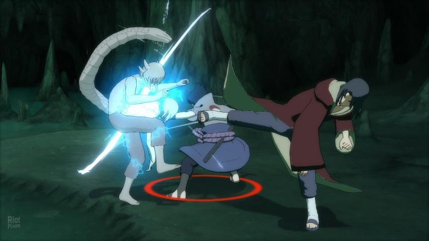 Скачать Naruto Shippuden: Ultimate Ninja Storm 3 Full Burst через торрент.
