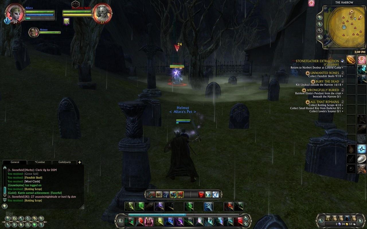 Rift - game screenshots at Riot Pixels, images