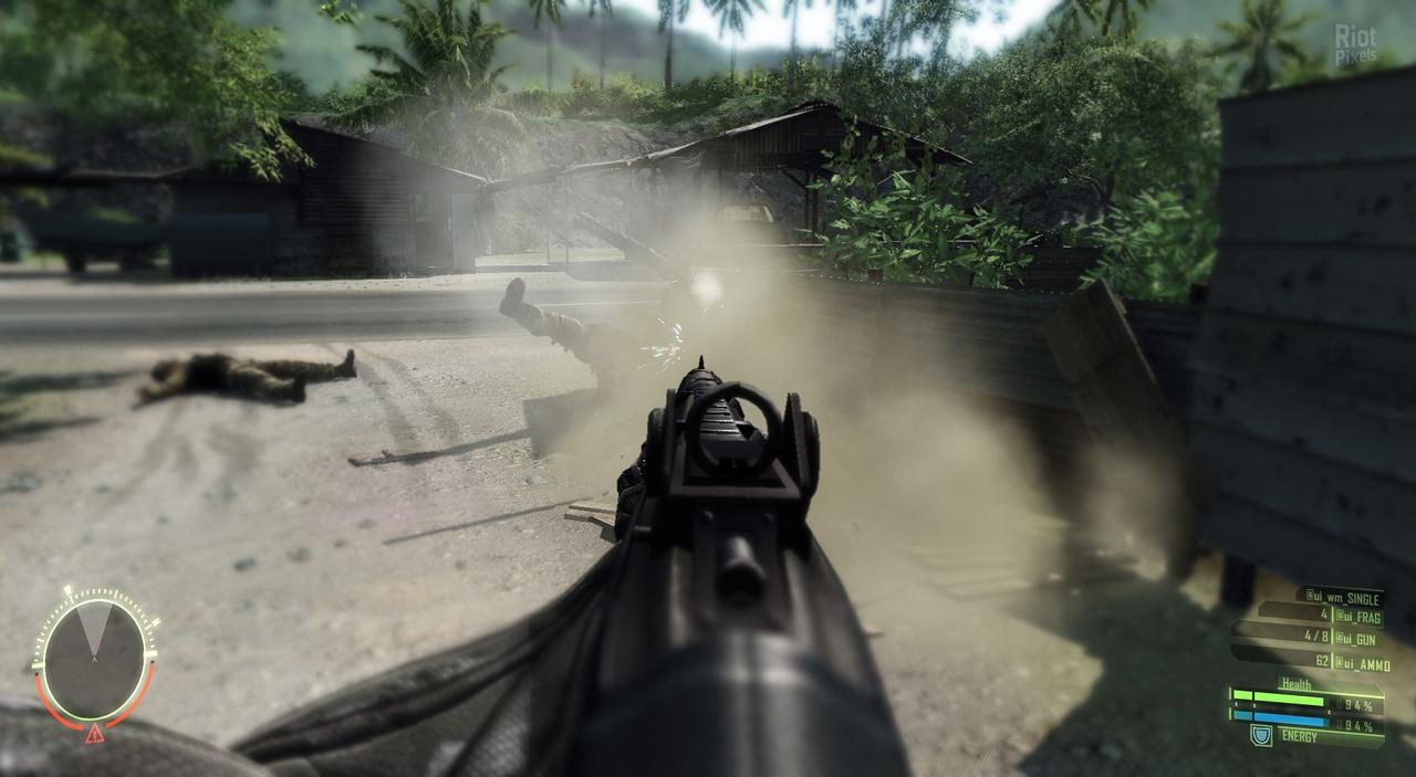 Crysis Anthology [RePack Rip] [2007-2013 Rus Eng]