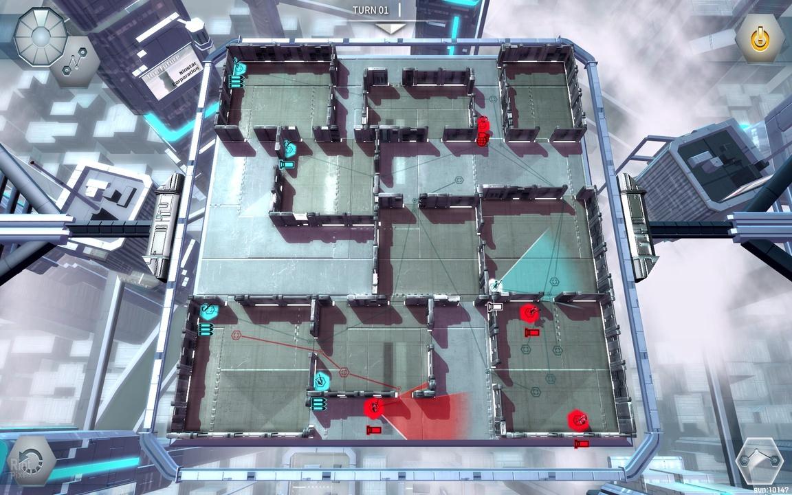 Frozen Synapse Prime - скачать бесплатно торрент
