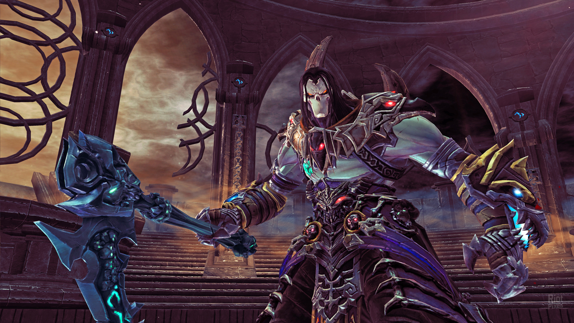 Darksiders II: Complete Edition [2012 Rus]