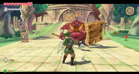 The Legend of Zelda: Skyward Sword Torrent