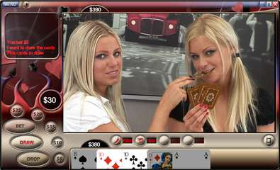 finland Strip video poker