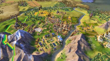 Sid Meier's Civilization VI (v1.0.1.501 + 12 DLCs + Bonus OST, MU...