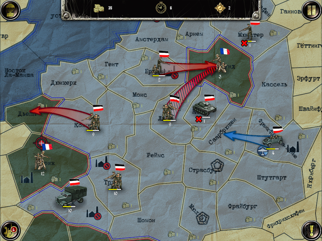 Strategy And Tactics World War 2 Андроид 2 2
