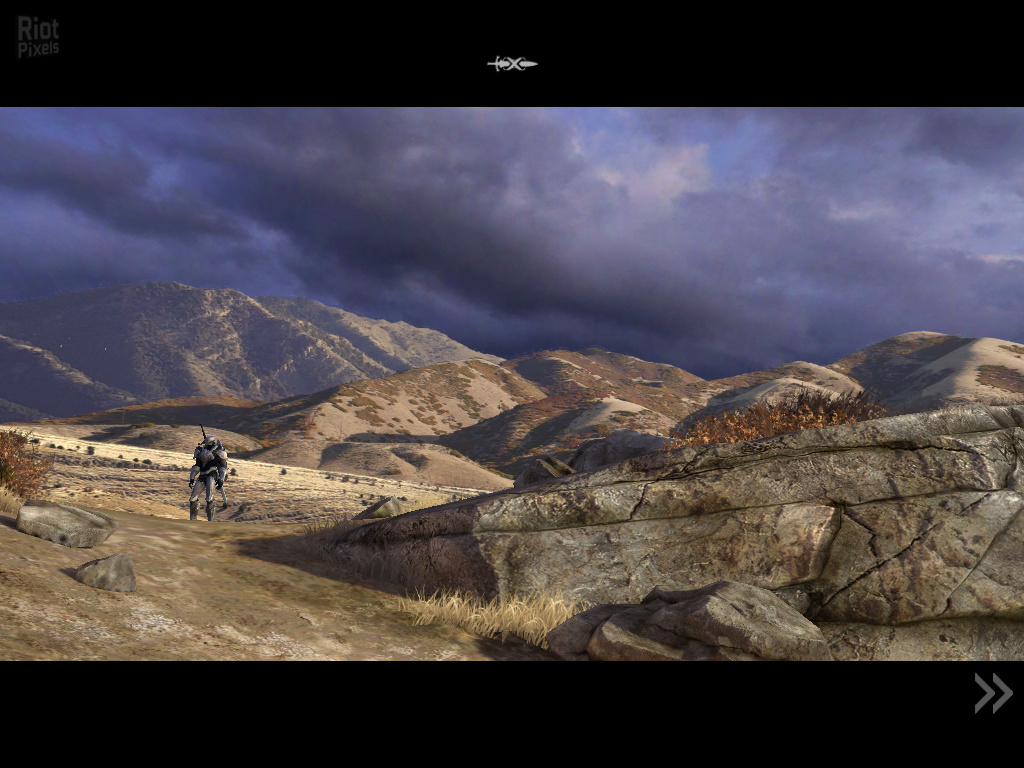 Infinity Blade 3 - game screenshots at Riot Pixels, images