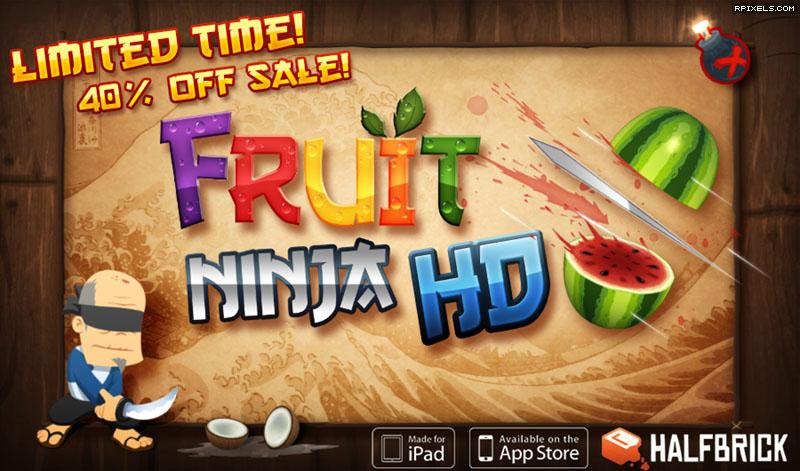 Скачать Fruit Nindja Для Андроид