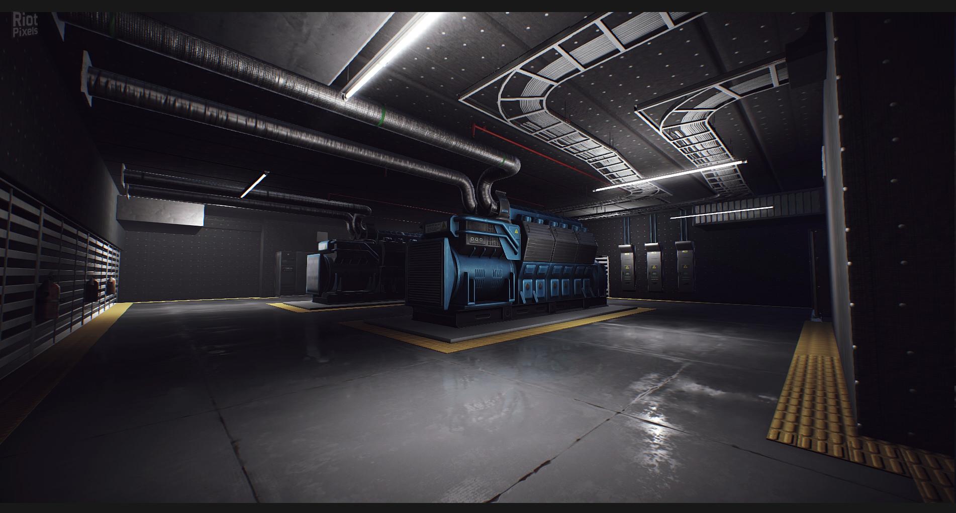 Escape from Tarkov - game screenshots at Riot Pixels, images