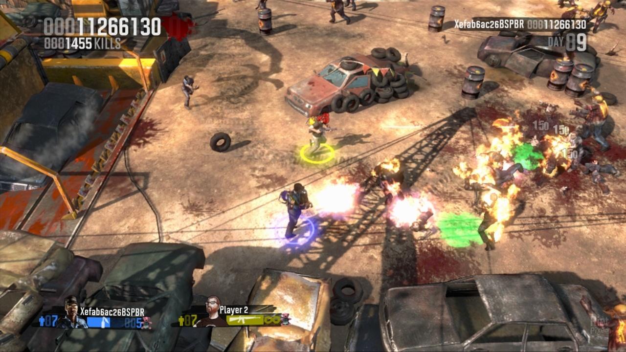 Зомби Апокалипсис Игру