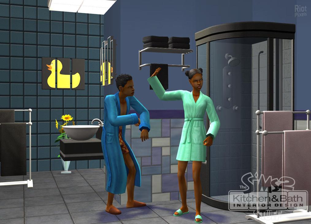 Sims 2 Kitchen Bath Interior Design Stuff The Game Screenshots At Riot Pixels Images