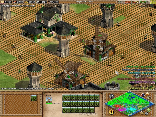 Age of Empires 2: The Conquerors - game screenshots at Riot