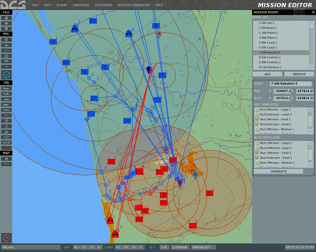 Digital Combat Simulator: A-10C Warthog - game screenshots at Riot